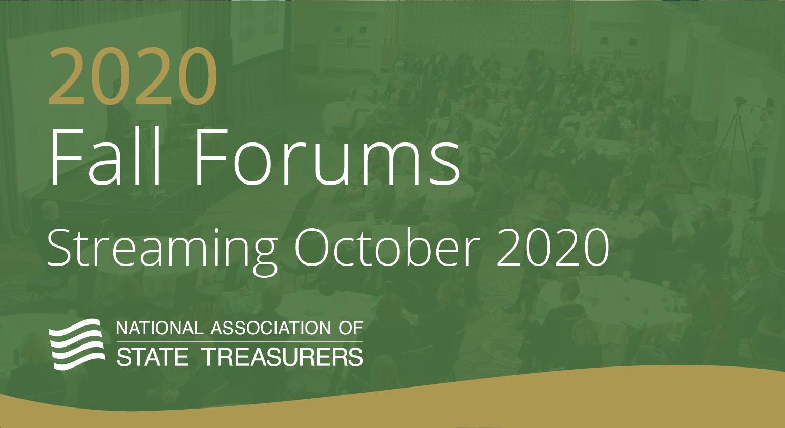 NAST Fall Forum
