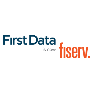 First Data is now fiserv.