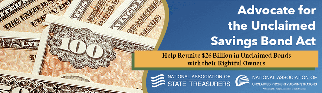 NAST Advocate for the Unclaimed Savings Bond Act