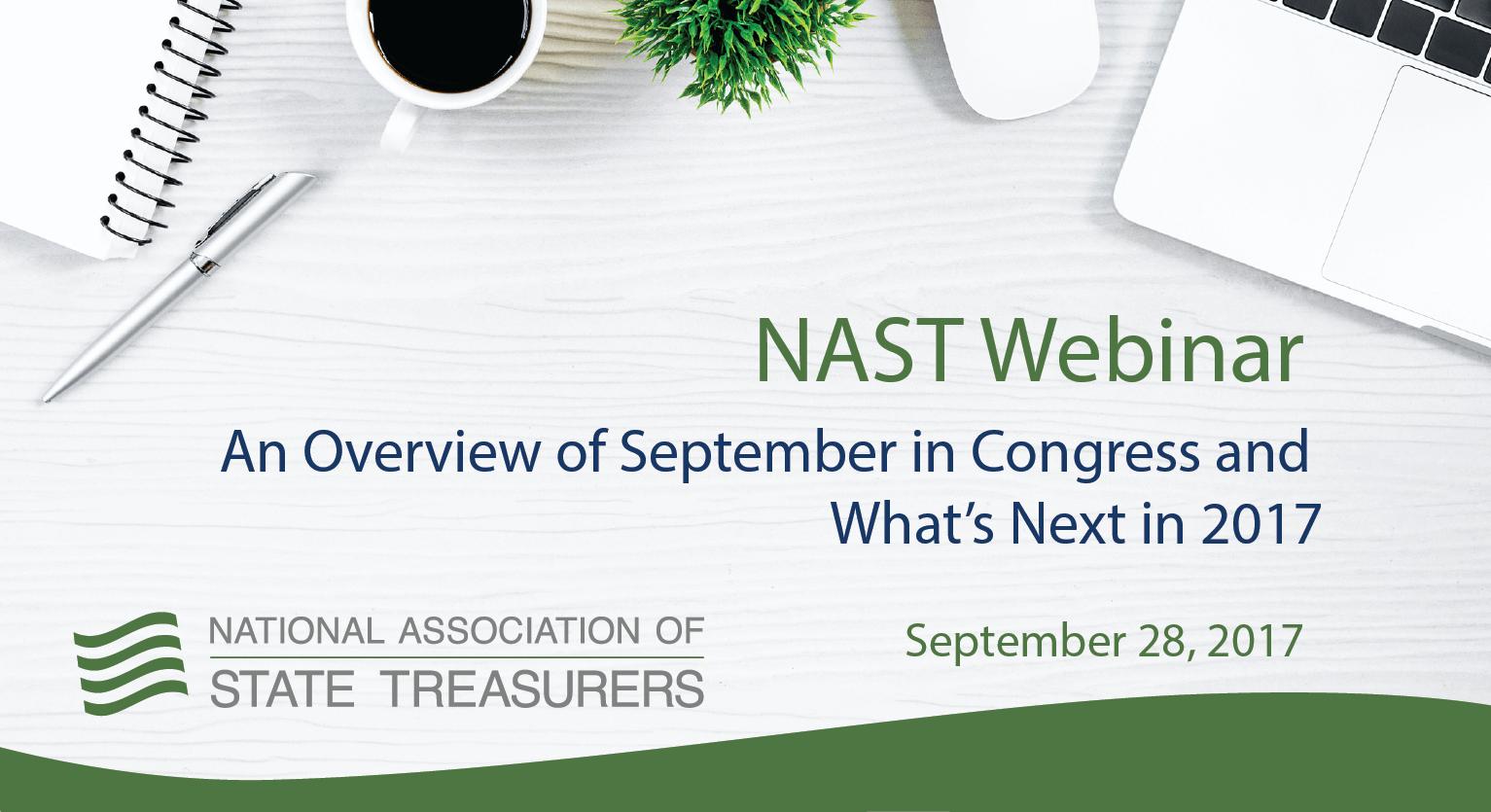 NAST Webinar - Congress Overview