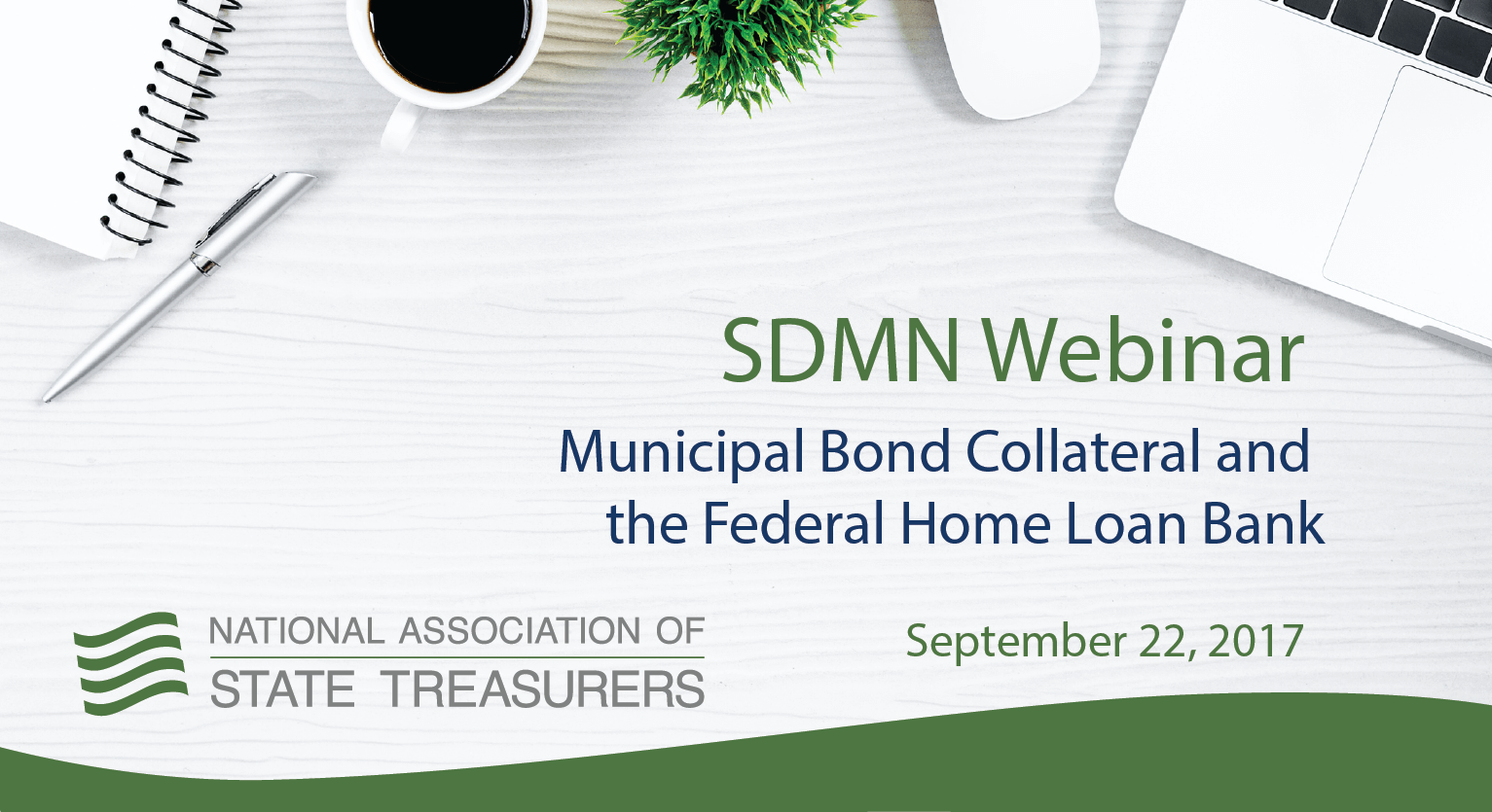 SDMN Webinar - Municipal Bond Collateral