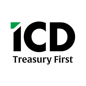 ICD Institutional Cash Distributors with Tagline