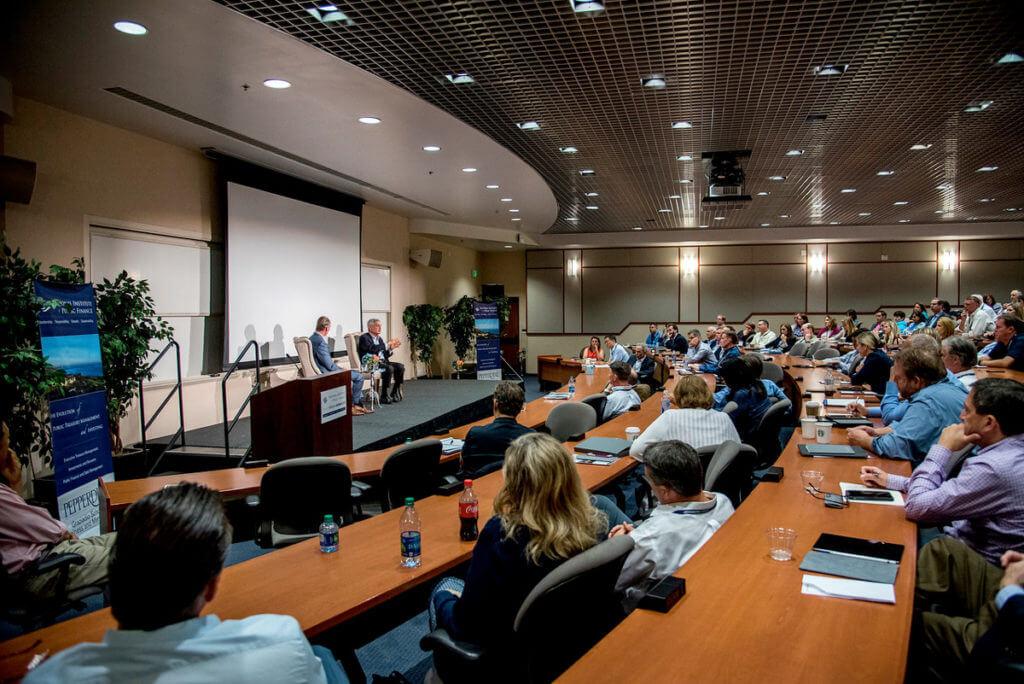 NIPF keynote lecture hall