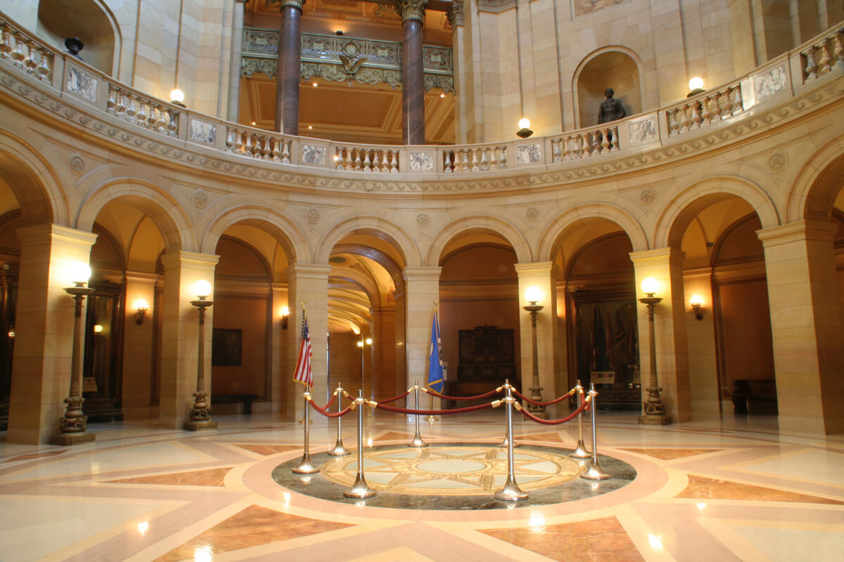 MN State government building