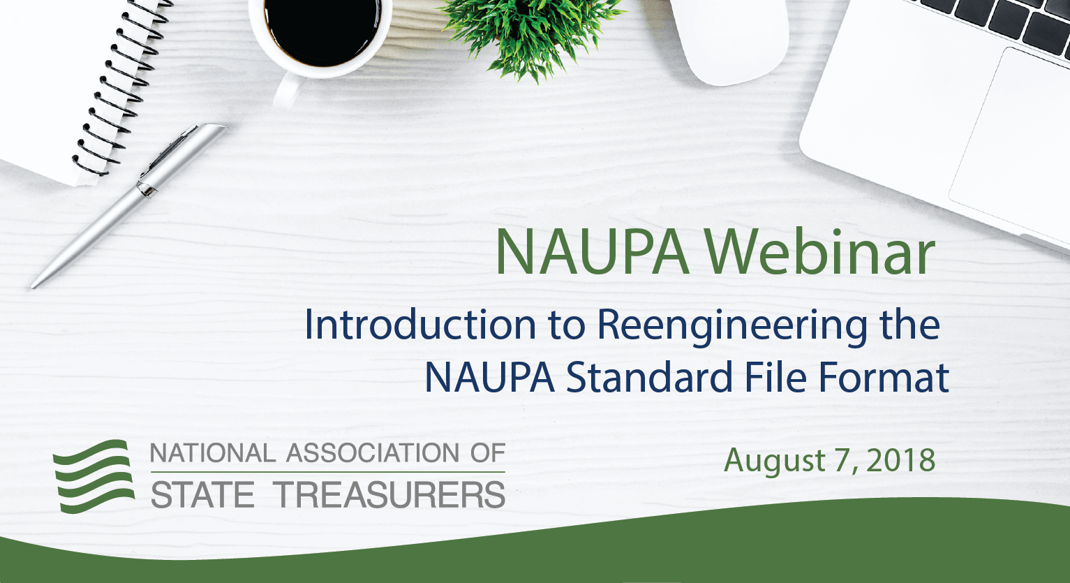 Introduction to Reengineering the NAUPA Standard File Format