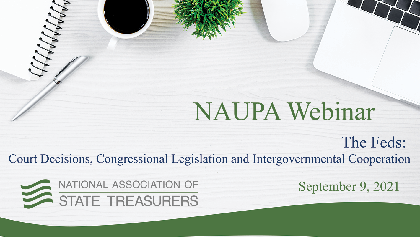 The Feds: Court Decisions, Congressional Legislation and Intergovernmental Cooperation