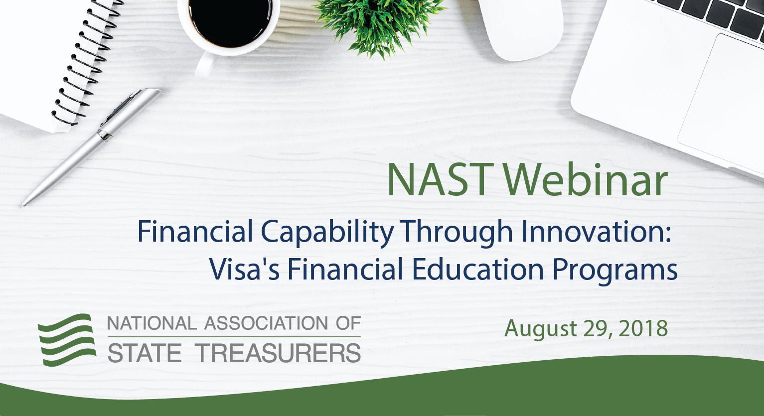 Financial Capability Through Innovation: Visa's Financial Education Programs