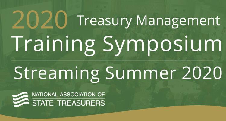2020 Treasury Management Training Symposium